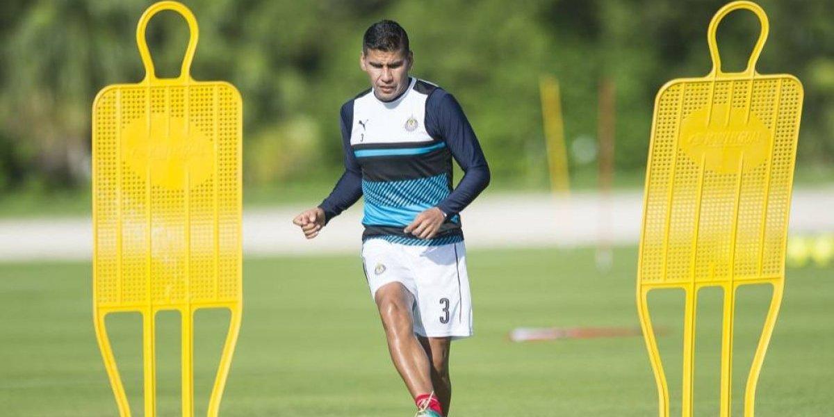 Rafa Márquez regresa a entrenar con Atlas