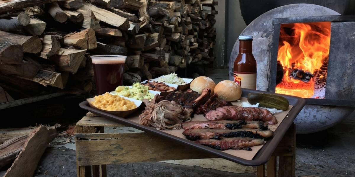 Una opción para degustar barbacoa estilo texana
