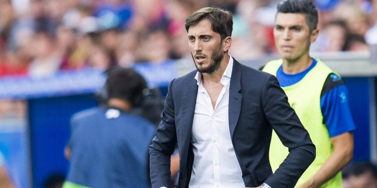 Guillermo Maripán se quedó sin técnico: Luis Zubeldía fue despedido de Alavés