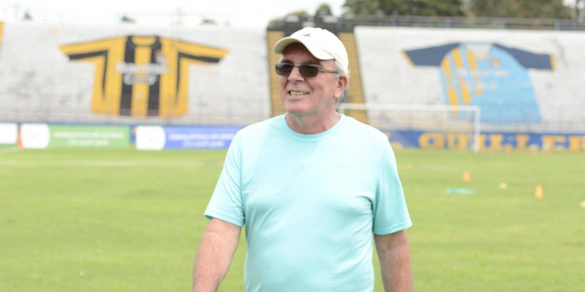 El nuevo desafío de Ariel Sena ahora al mando de Aurora FC