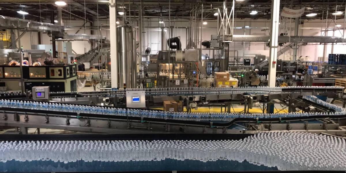 Se duplica la producción de agua en Puerto Rico