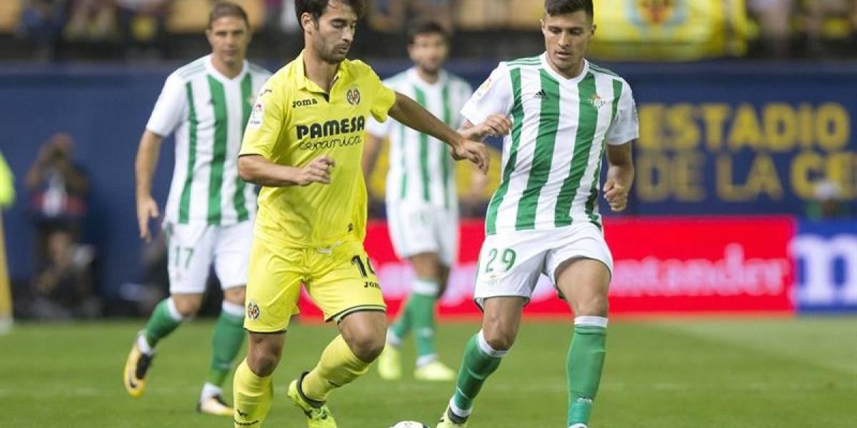 Juan José Narváez, baja para el Bernabéu por una lesión en el tobillo