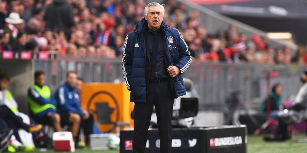 """Mentor de Ancelotti pide que el Bayern eche al DT italiano: """"Perdió la pasión y la voluntad"""""""
