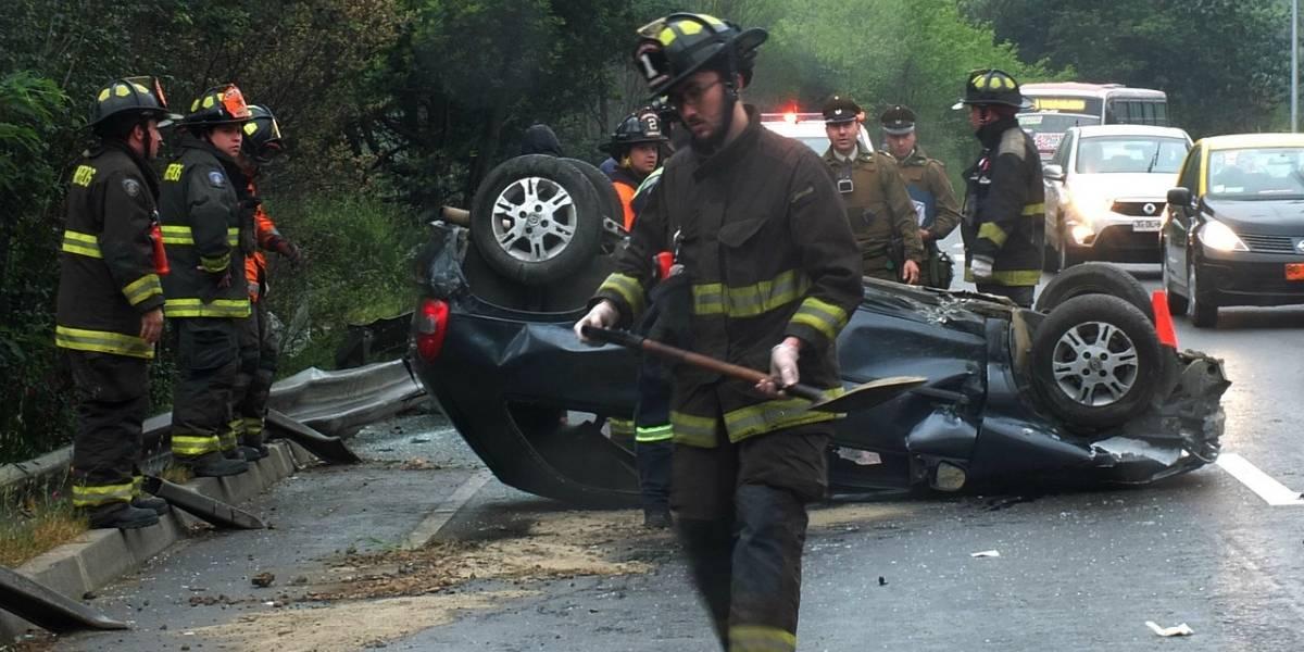 Fiestas Patrias: último balance de carabineros eleva a 13 el número de fallecidos por accidentes
