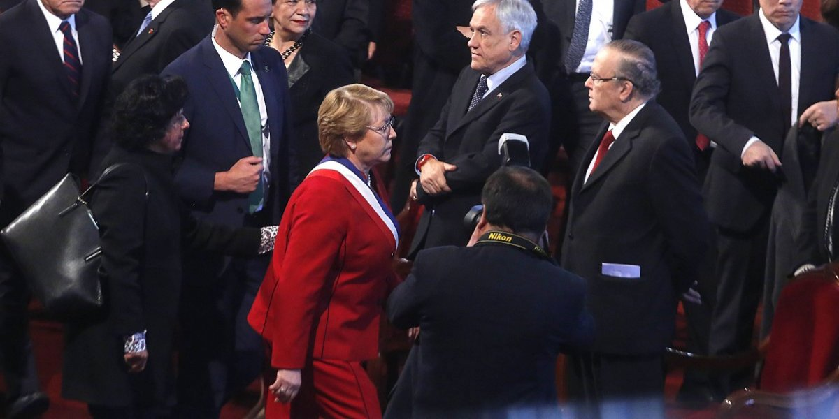Presidenta Bachelet asiste a su último Te Deum Ecuménico, marcado por controversias tras ceremonia evangélica