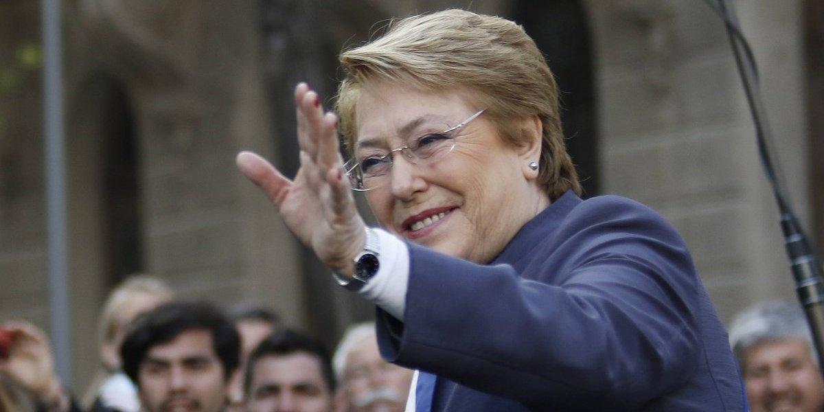 Así fue el último Te Deum de Michelle Bachelet como presidenta de Chile