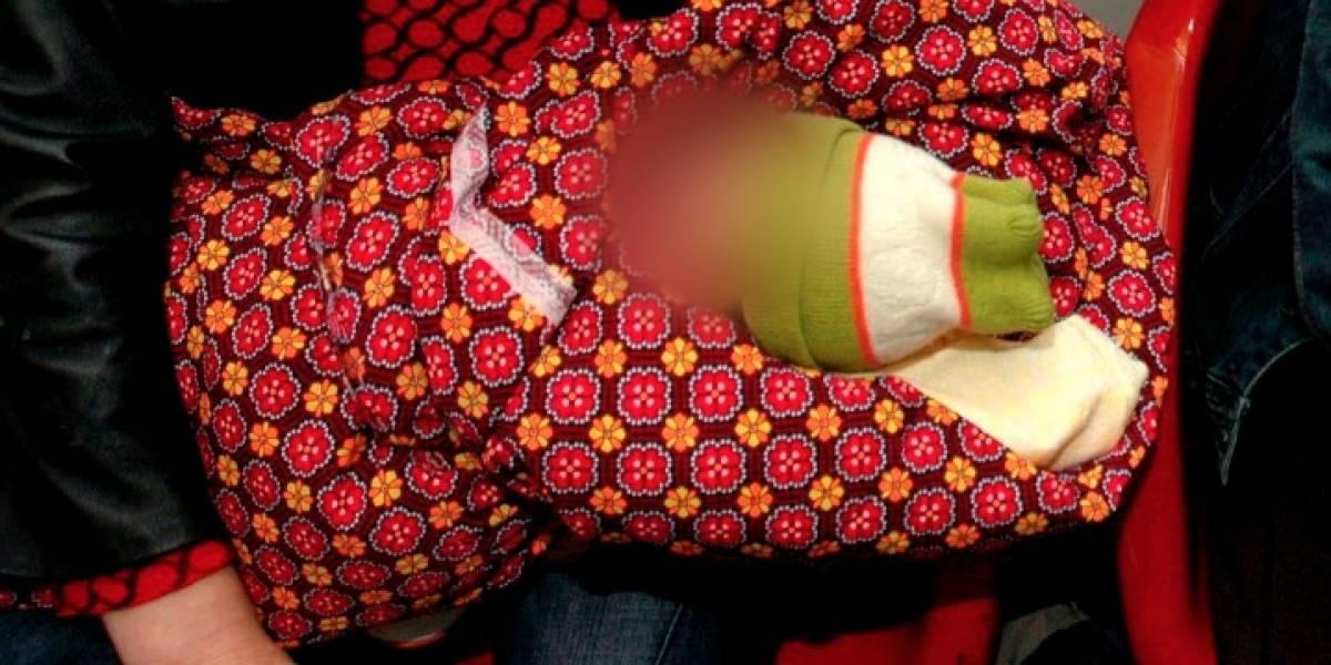 Encuentran a recién nacida en una bolsa plástica en Bogotá