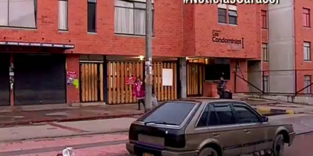 """""""Esto no es CSI"""": le responde un policía de Soacha a víctima de apartamenteros"""