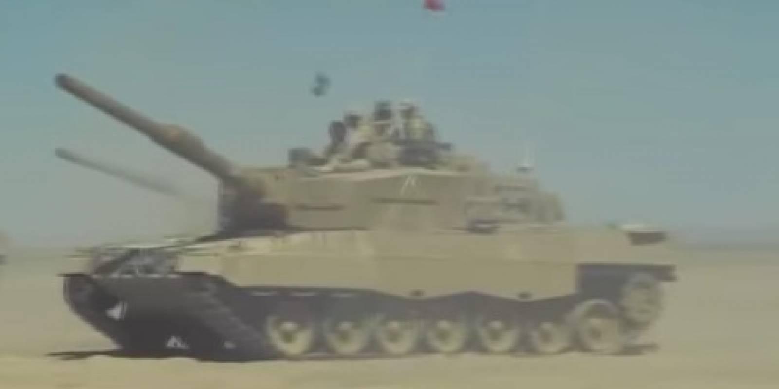 Presidenta Bachelet calificó la Parada Militar 2017 como