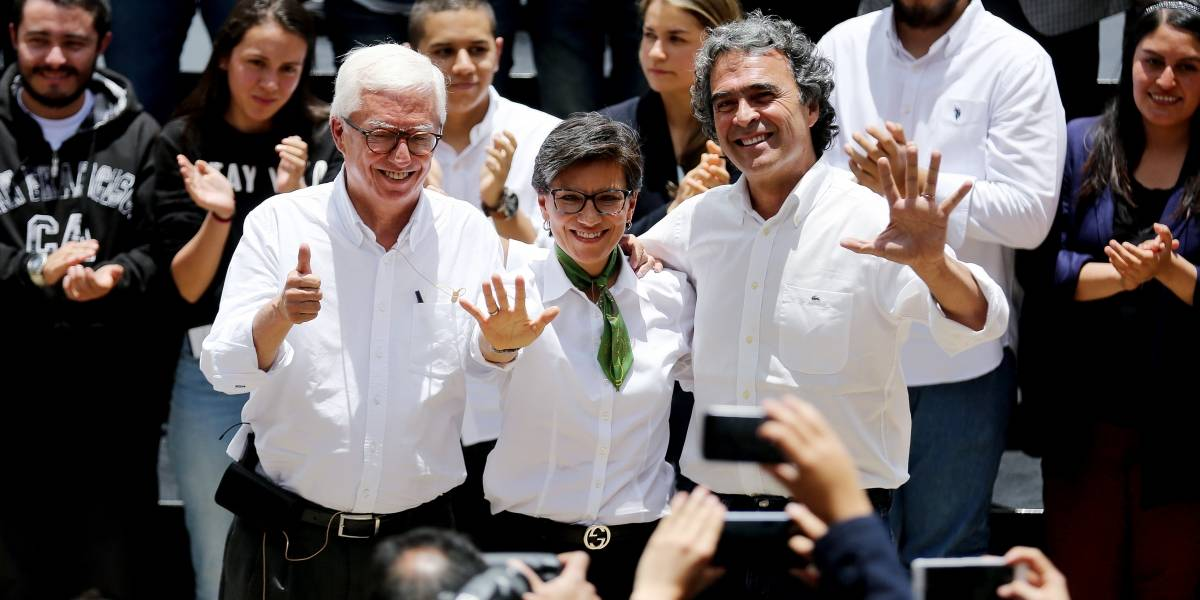 """""""Yo seré la presidenta de esa coalición"""": Claudia López"""