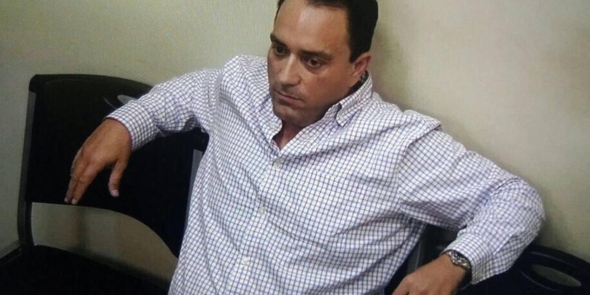 Concede Panamá extradición de Roberto Borge