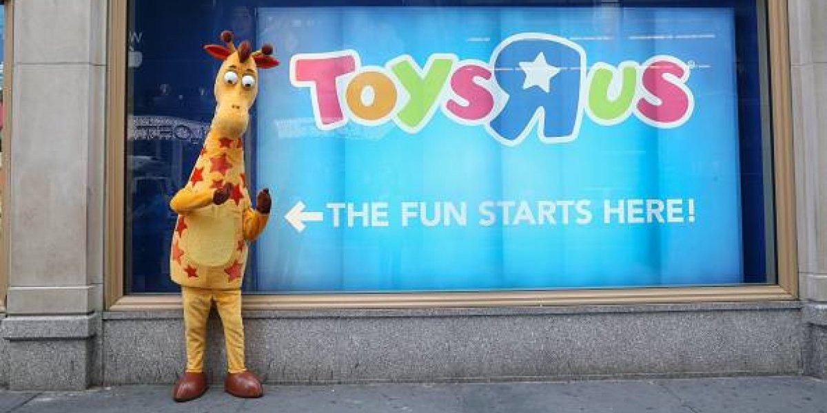 Gran tienda de juguetes se acerca cada vez más a la bancarrota