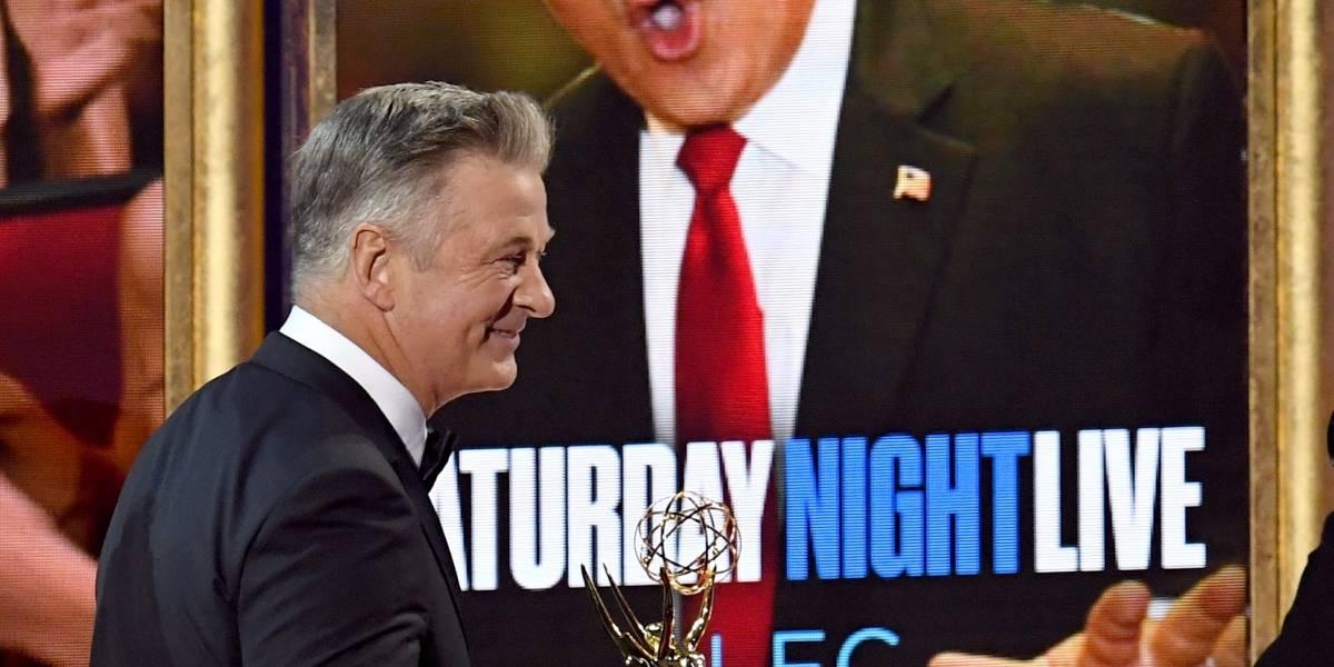 Saturday Night Live celebra en los premios Emmy