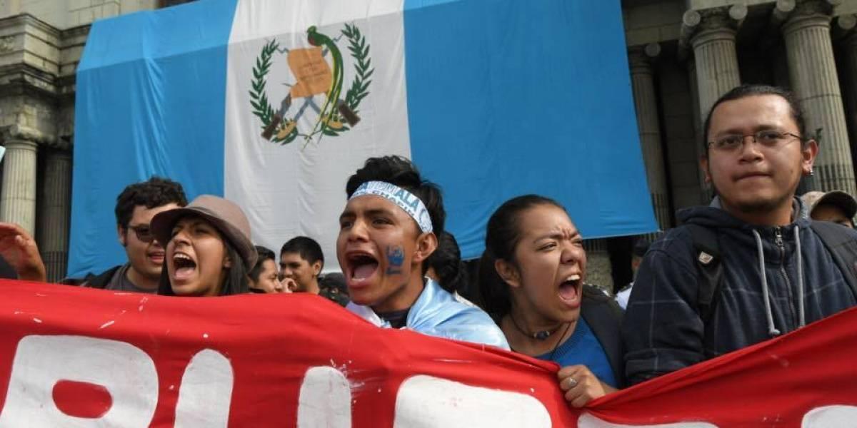 Cuatro aspectos de la crisis política en Guatemala