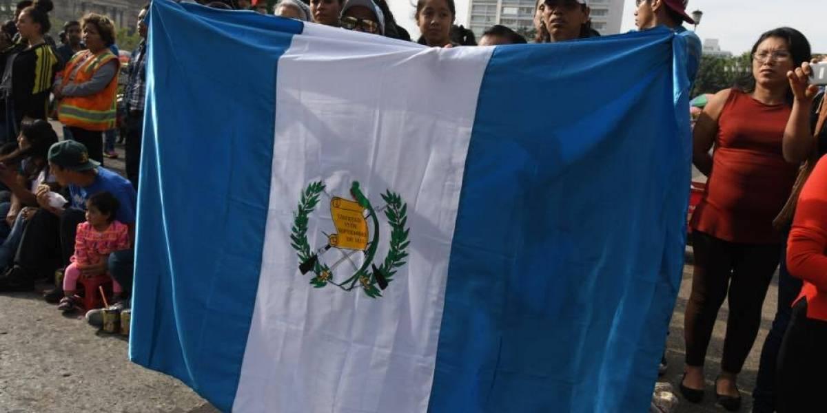 Migrantes guatemaltecos convocan a manifestar en Nueva York, durante visita de Jimmy Morales