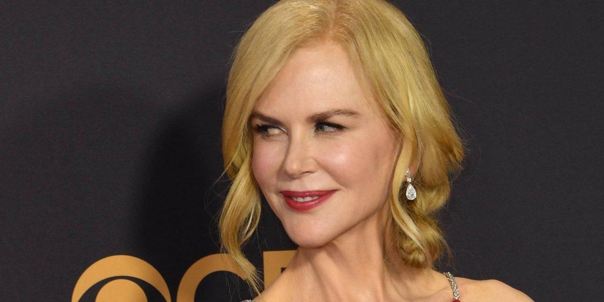 El polémico beso que le dio Nicole Kidman a otro hombre mientras su esposo estaba a la par