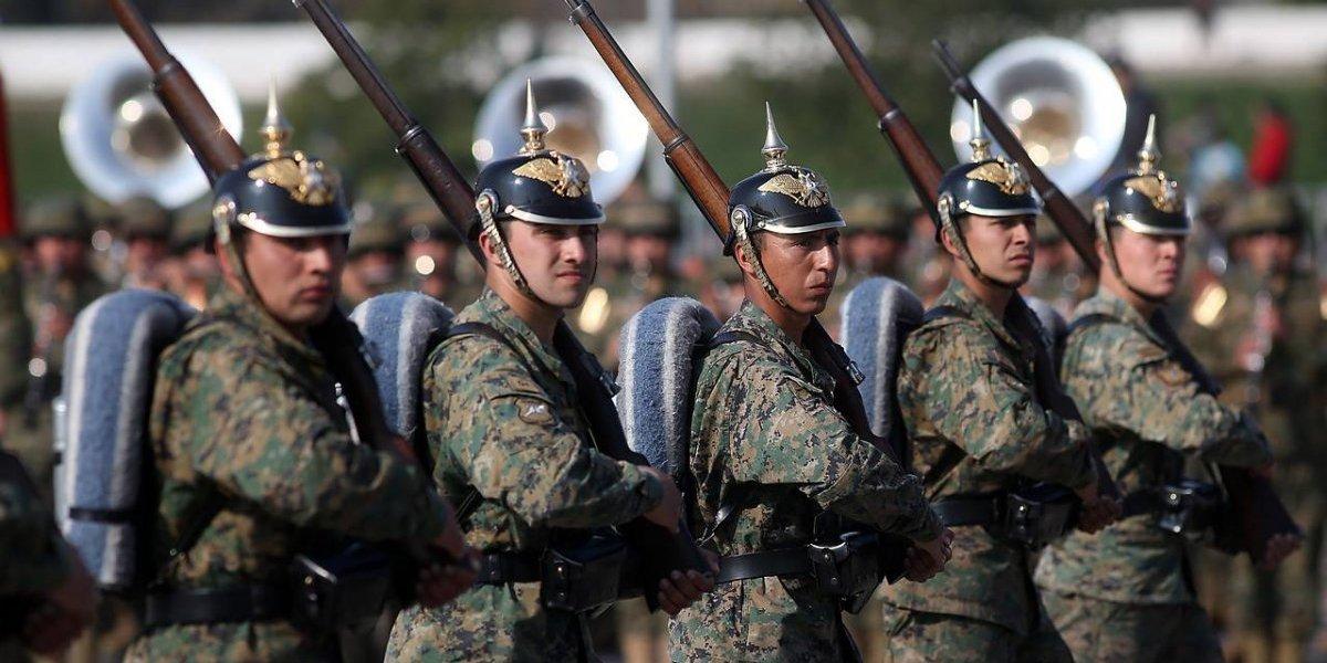 Michelle Bachelet tras su última Parada Militar: