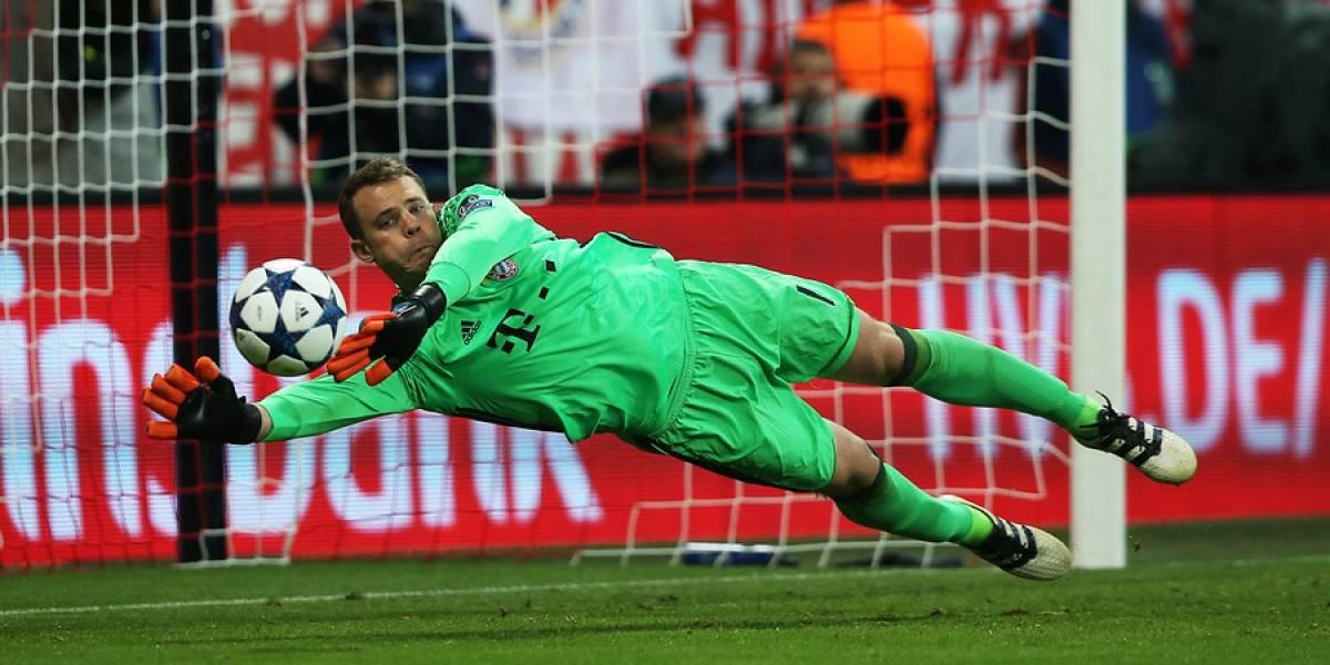Alerta en el Bayern de Vidal: Neuer volvió a lesionarse y puede ser grave