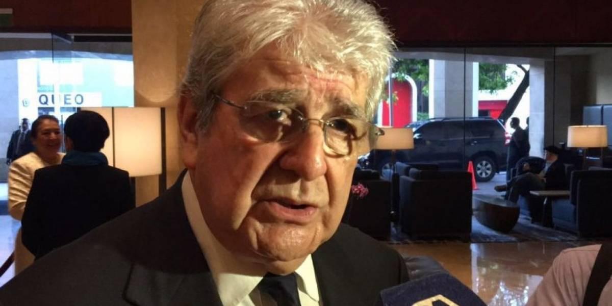 Ex vicepresidente Rafael Espada renuncia al partido TODOS