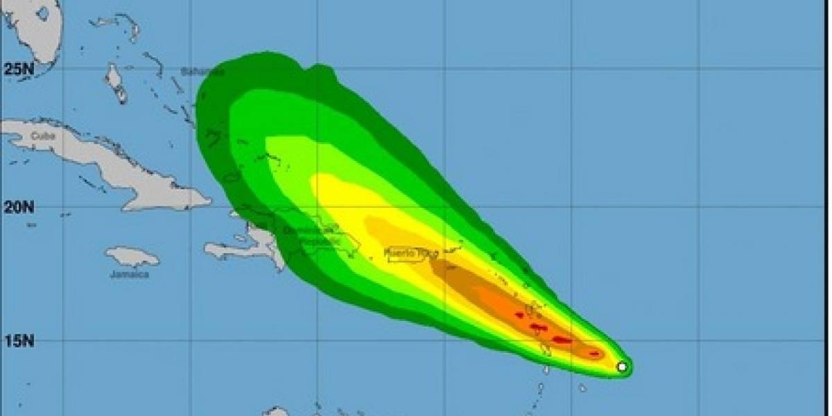 María está acabando con Puerto Rico