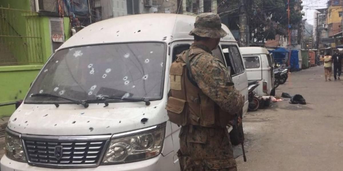 Procuradoria denuncia militares por corrupção no Rio de Janeiro