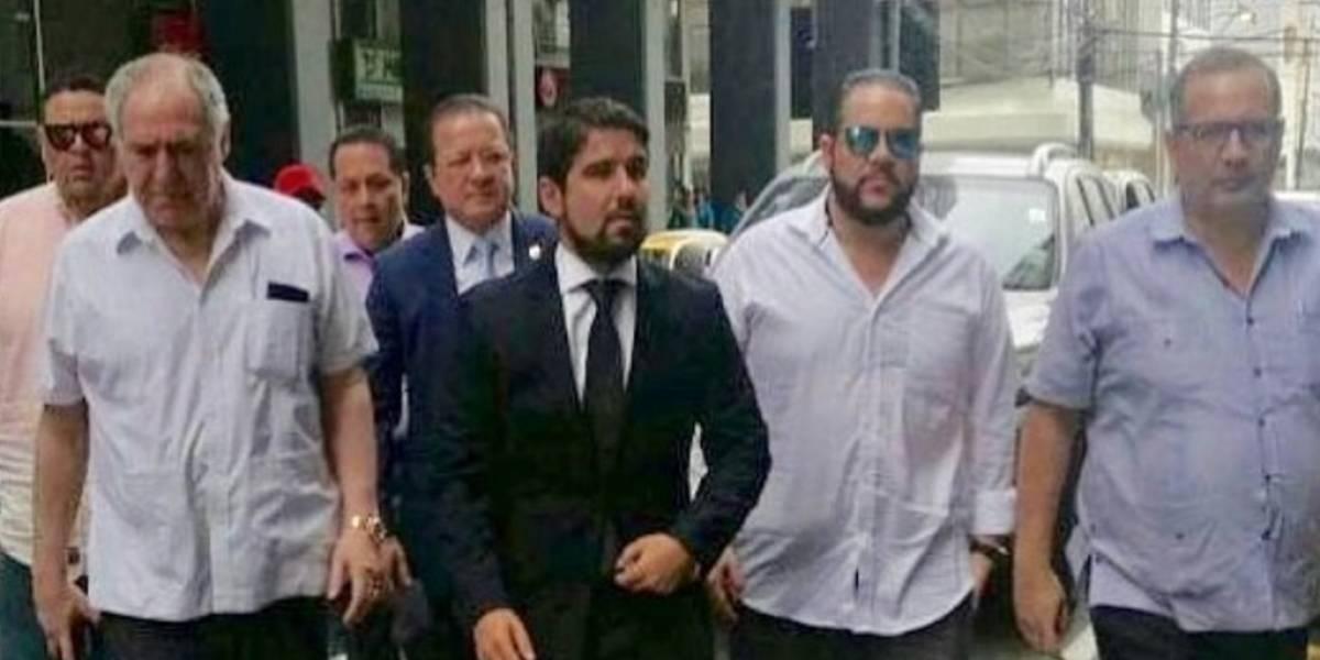 Vicepresidente Jorge Glas admite cruce de correos con Ricardo Rivera