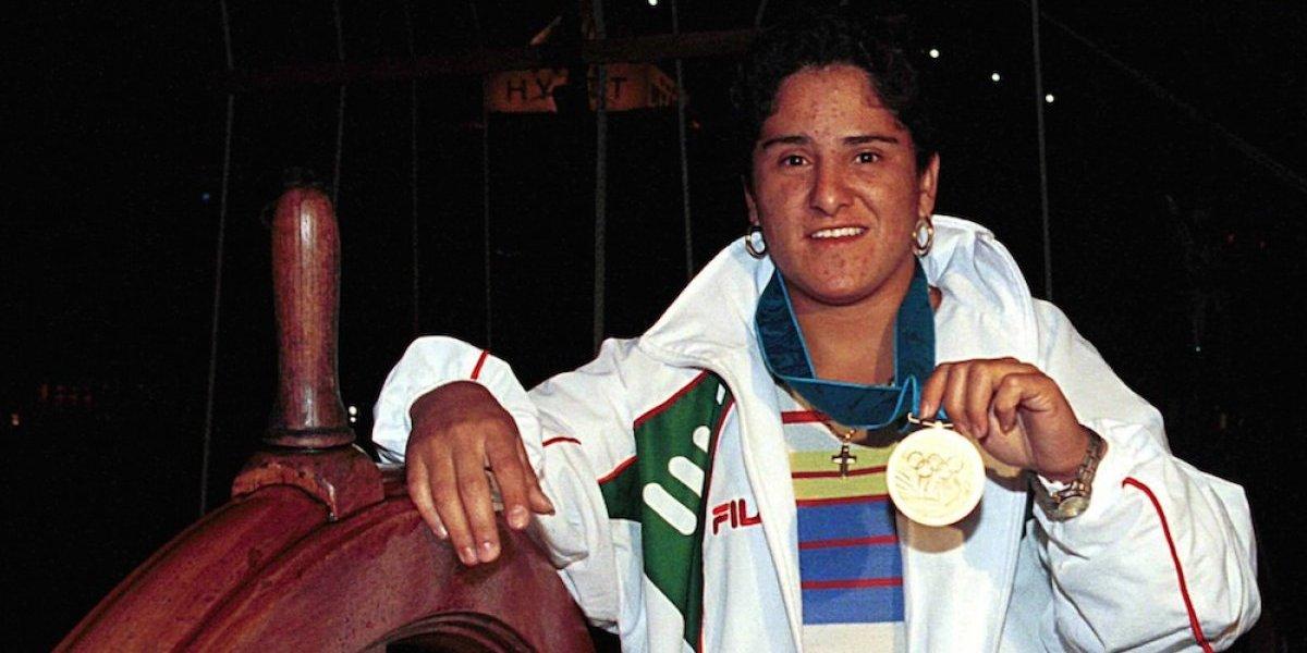 VIDEO: Soraya Jiménez, primera mujer mexicana en conquistar una medalla de oro en JO