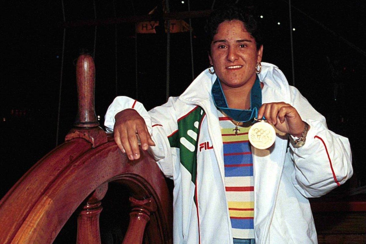 Gloria olímpica. / Mexsport