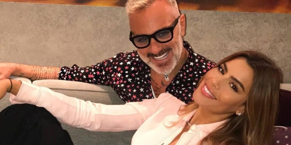 Controversial video de Ariadna Gutiérrez y Gianluca Vacchi