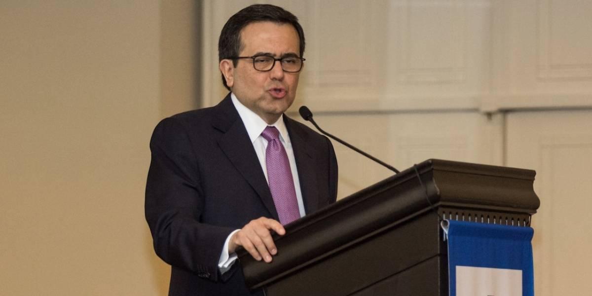 Peña Nieto ha sido muy claro, México no pagará el muro: Guajardo