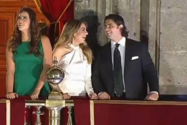 Sofía y Alejandro
