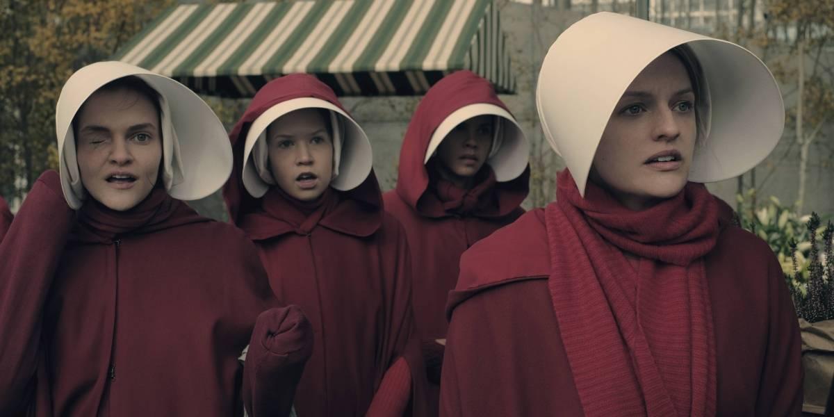"""""""The Handmaid's Tale"""" se corona como la gran ganadora de los premios Emmy 2017"""