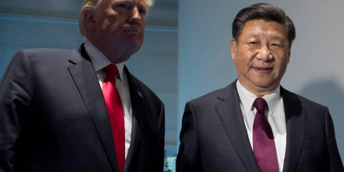 """Trump y Xi acuerdan """"maximizar la presión"""" sobre Corea del Norte"""