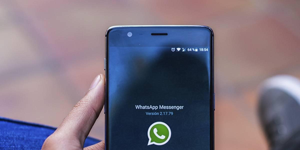 WhatsApp:  truco para liberar espacio en el teléfono