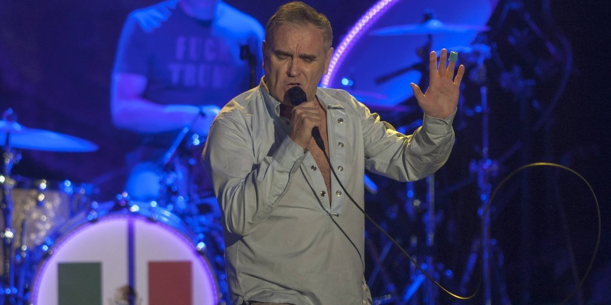 """Spent the day in bed"" el regreso musical de Morrissey"