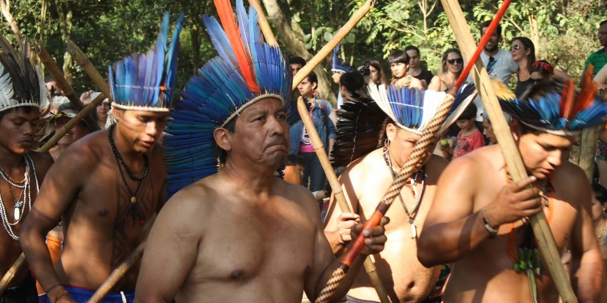 Terra indígena do Jaraguá tem primeiro caso confirmado de covid-19