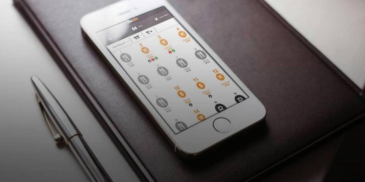 Tablets y smartphones al servicio de los meseros