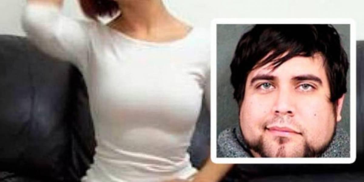 Estados Unidos: detienen a hombre que se hacía pasar por productor porno