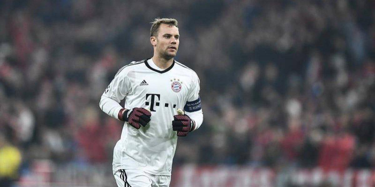 Sensible baja: Bayern Munich pierde a Manuel Neuer por nueva lesión en el pie izquierdo