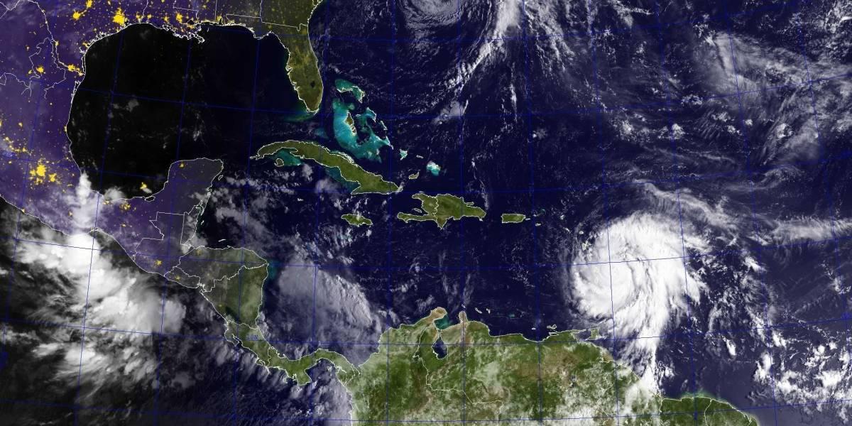 Cancelan varios vuelos en Colombia por el huracán María