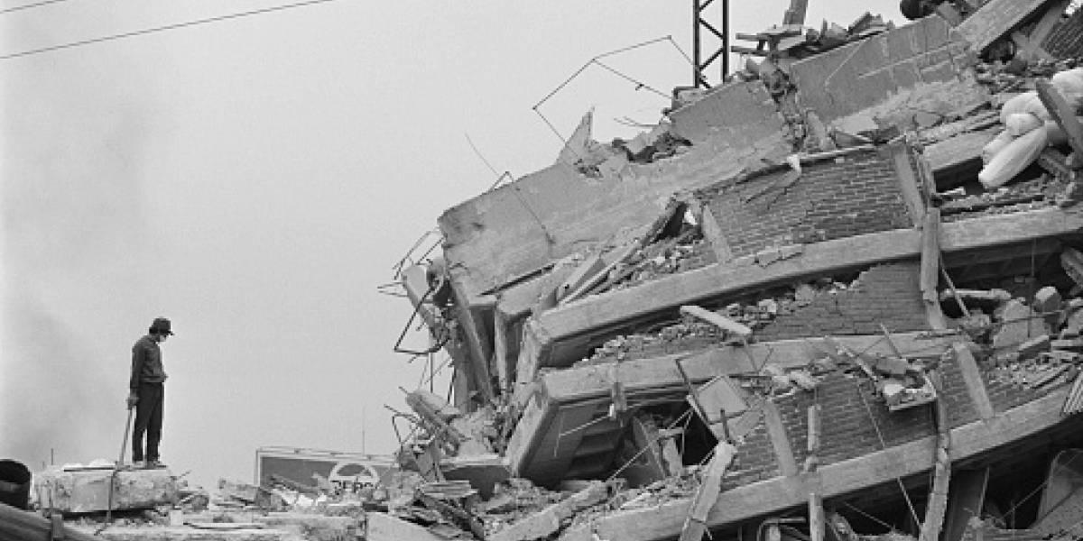 Exactamente hace 32 años se registro el terremoto más mortífero en México