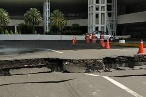 Aeropuerto de México suspende operaciones tras terremoto de 7,1