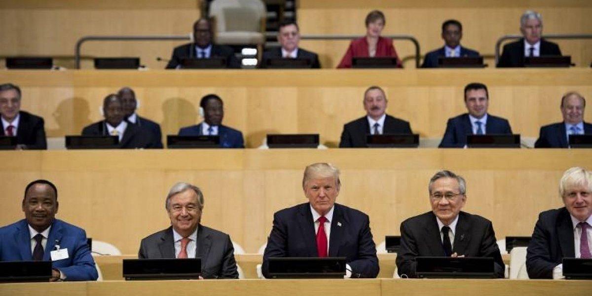 Asamblea de la ONU abre con los ojos puestos en Corea del Norte, Irán y Trump