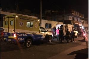 Sale a luz video de una masacre en colonia El Milagro, Mixco