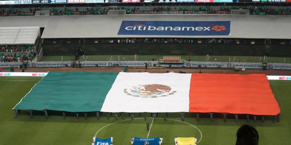 ¡Impresionante! Graves daños en el Estadio Azteca