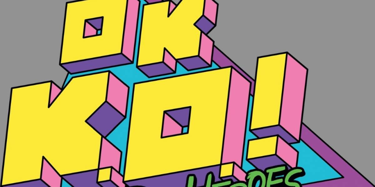 '¡OK K.O.!', la nueva serie de Cartoon Network