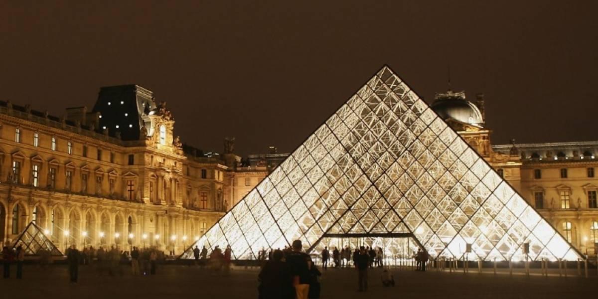 Dos obras de arte barroco colombiano estarán en el Museo del Louvre (París)