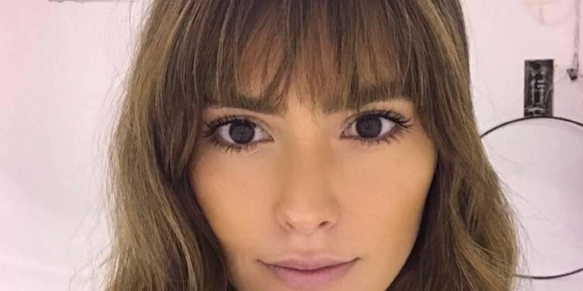La 'pinta' de Paulina Vega que no convenció a más de uno