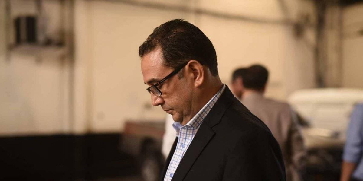 Samuel Morales, hermano del presidente Jimmy Morales, fuera de la contienda electoral