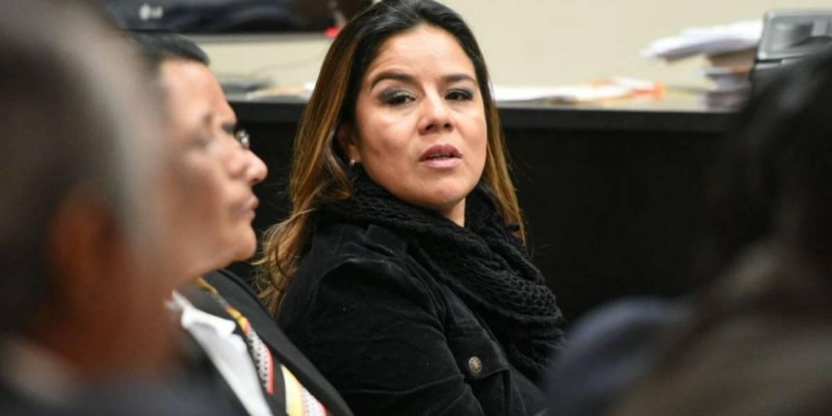 Exintendente de Aduanas paga fianza y recibe arresto domiciliario
